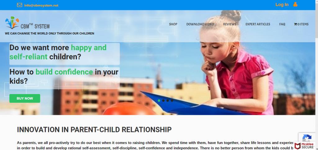 Child Behavior Modeling